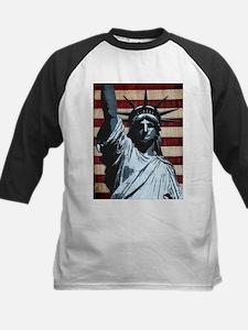 Liberty Flag Baseball Jersey