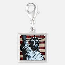 Liberty Flag Charms