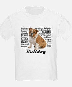Bulldog Traits T-Shirt