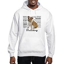 Bulldog Traits Hoodie