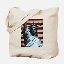 Liberty Flag Tote Bag