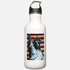 Liberty Flag Water Bottle