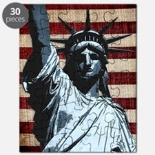 Liberty Flag Puzzle