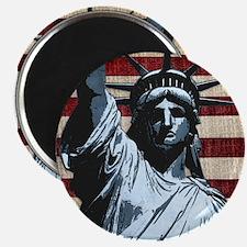 Liberty Flag Magnets