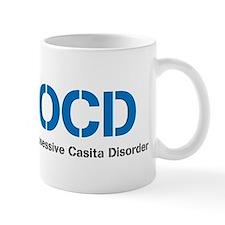 Obsessive Casita Disorder Mug Mugs