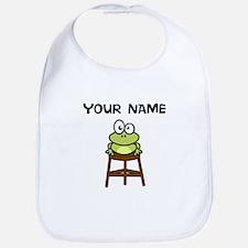Custom Frog Bib