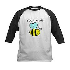 Custom Bumble Bee Baseball Jersey