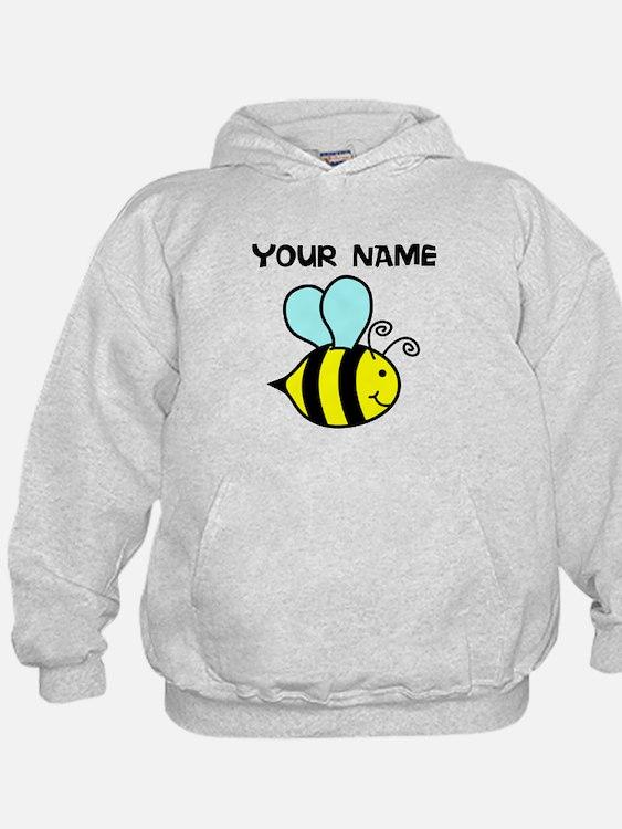 Custom Bumble Bee Hoodie