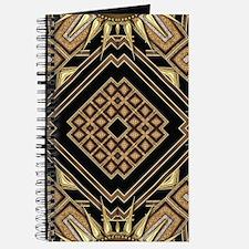 Funny Geometric pattern Journal