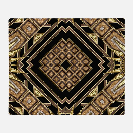 Cool Glam Throw Blanket