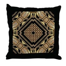 Cute Geometric Throw Pillow