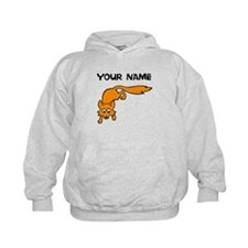 Custom Red Fox Hoodie