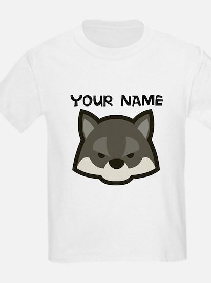 Custom Wolf T-Shirt