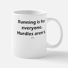 Hurdles aren't Mug