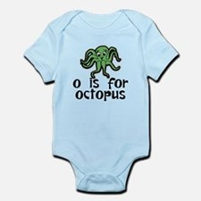 O Is For Octopus Body Suit