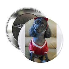 """Unique Pet care 2.25"""" Button"""