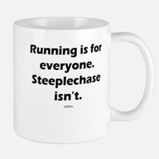 Steeplechase isn't Mug