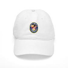 USS New Jersey BB-62 Baseball Baseball Cap