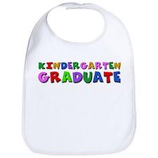 Kindergarten graduation idea Bib