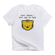 Rawr Means I Love You Infant T-Shirt