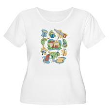 Home Improvement Plus Size T-Shirt
