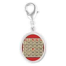 Bingo Game Card Charms