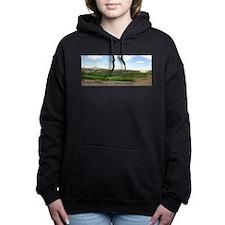 Unique Central coast Women's Hooded Sweatshirt