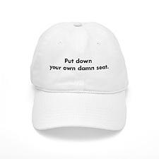 Damn Seat Baseball Cap