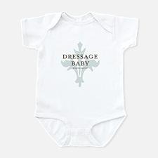 Dressage Baby Onesie