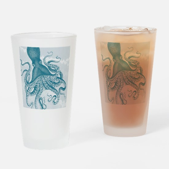 Cute Antik Drinking Glass