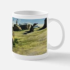 Ichthyovenator Dinosaur Mugs