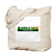 Wrangell-St. Elias National P Tote Bag