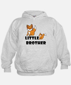 Little Brother Fox Hoodie