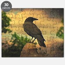 Cute Crows Puzzle