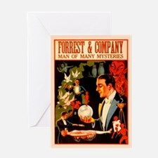 Forrest & Company 1911 Card Greeting Cards