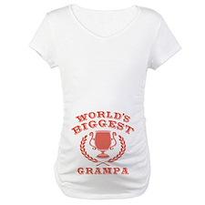 World's Biggest Grampa Shirt