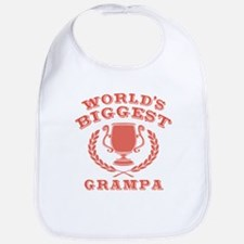 World's Biggest Grampa Bib