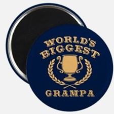 World's Biggest Grampa Magnet