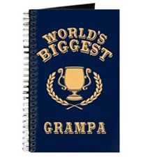 World's Biggest Grampa Journal