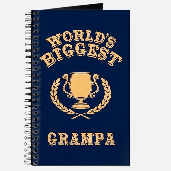 World's Biggest Grampa Journal