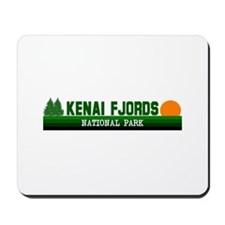 Kenai Fjords National Park Mousepad