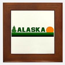 Alaska Framed Tile