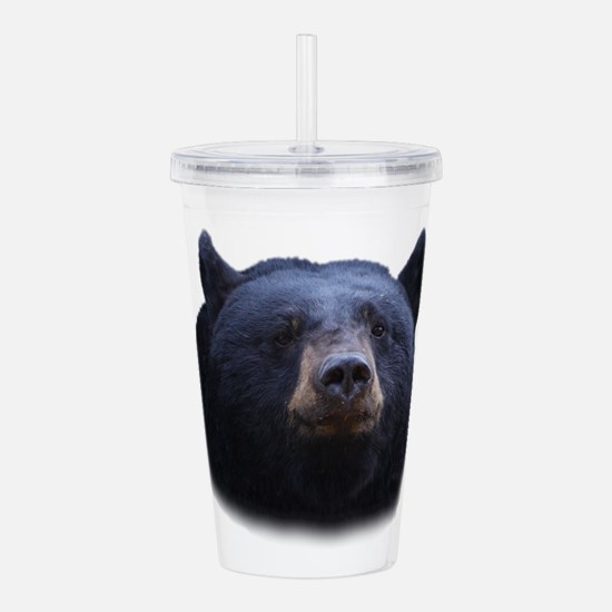 Funny Conservation Acrylic Double-wall Tumbler