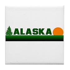 Alaska Tile Coaster