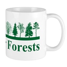 Save Our Forests Mug
