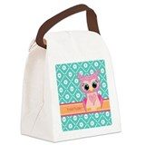 Animals owls Lunch Sacks