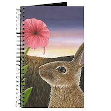 Cute Wild rabbit Journal