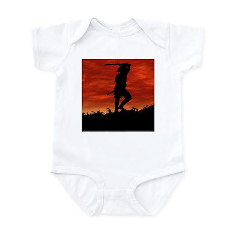 The Lone Samurai Infant Bodysuit