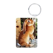 Standing Bunny Rabbit Keychains