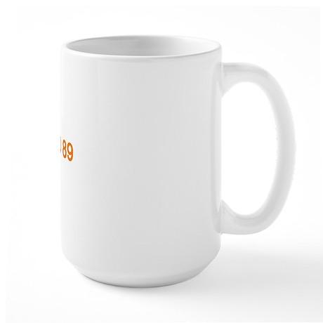 WLS Chicago '75 - Large Mug